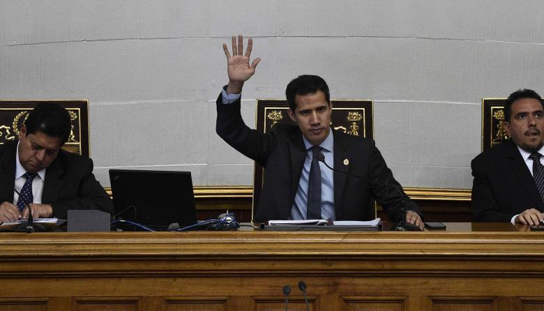 Guaidó en la mira de la Asamblea Constituyente