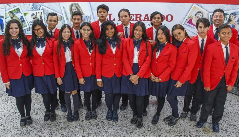 El Berckley competirá por Barranquilla en Reino Unido