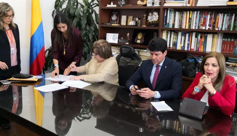 Minjusticia presentó reforma sobre delitos sexuales contra niños