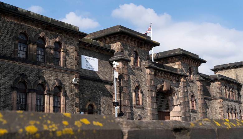 Prisión pública de Wandsworth.