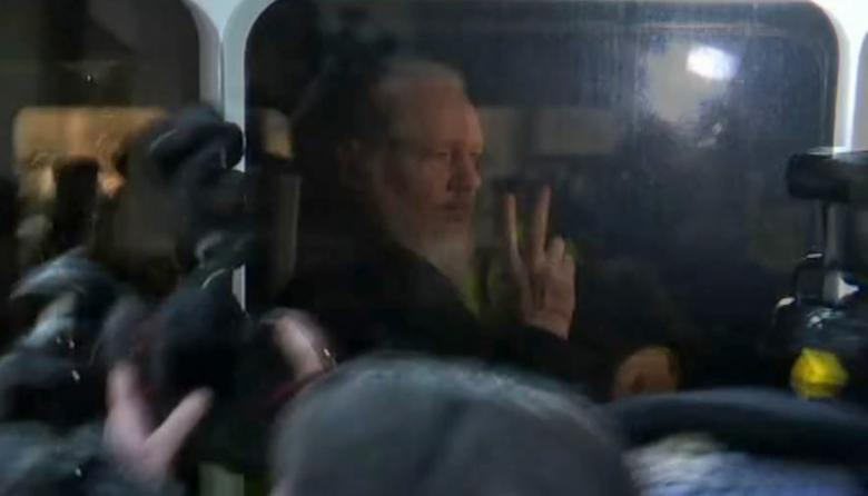 Assange será sentenciado este miércoles por violar libertad provisional