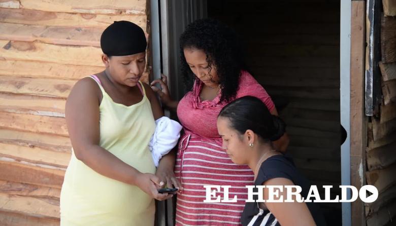 En video | En Villa Caracas quieren volver a Venezuela