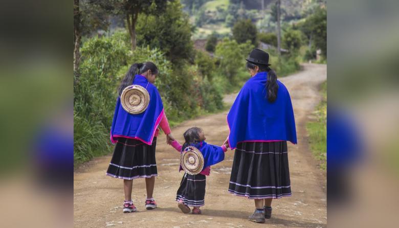 Hallan muerta y con signos de violación a niña indígena en el Cauca