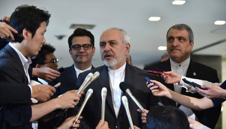 Ministro de Exteriores de Irán descarta cualquier tipo de diálogo con EEUU