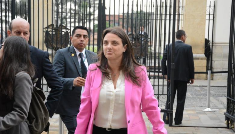 """""""No están en la agenda de las cumbres la constituyente ni la conmoción interior"""": mininterior"""