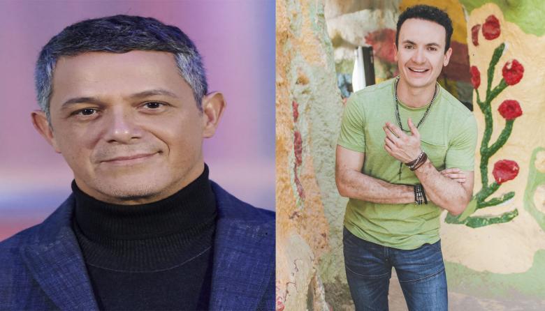 Alejandro Sanz y Fonseca interpretan canción en la serie 'El general Naranjo'