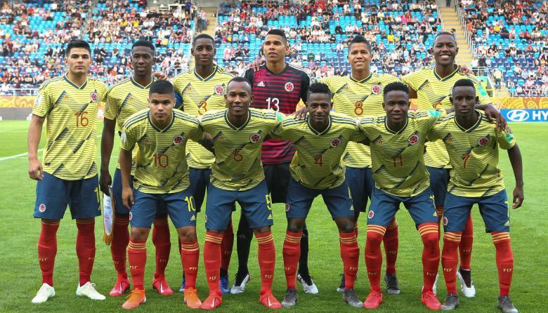 La Selección Colombia acumula un triunfo y una derrota en el Mundial sub-20.