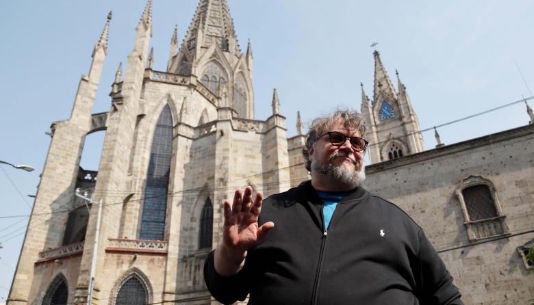 """Del Toro y sus """"monstruos"""" se exhiben en Guadalajara"""