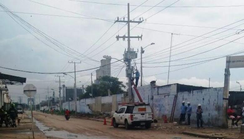 """Plaza del Pescado encabeza listado de morosos"": Electricaribe"