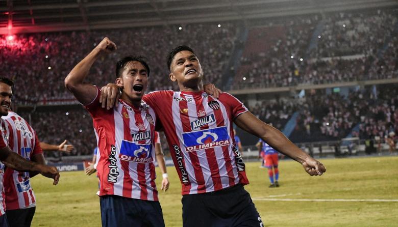 Junior vs. Bucaramanga en la Copa