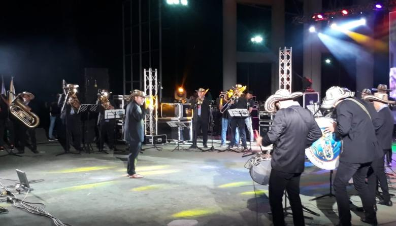 Banda '6 de Agosto' de Baranoa destacada en el Festival del Porro