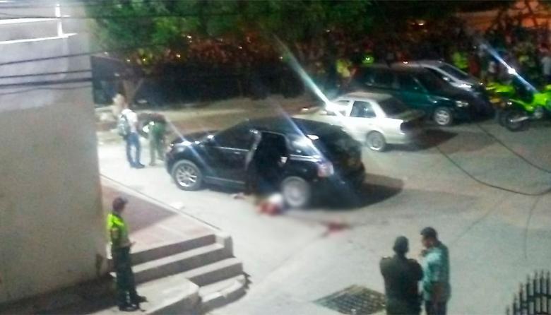 Doble homicidio al sur de Santa Marta