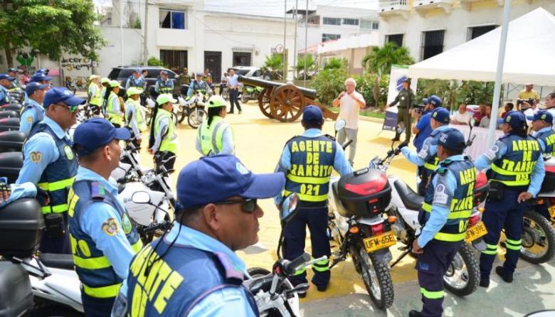 Tránsito de Soledad habilita líneas para denunciar abusos y actos de corrupción