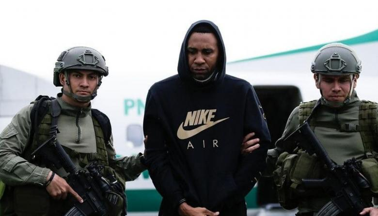 Jhon Viáfara fue acusado por tráfico de estupefacientes y tener nexos con el Cartel del Golfo.