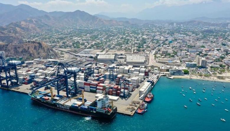 Puerto de Santa Marta sería base para búsqueda de hidrocarburos en el Caribe