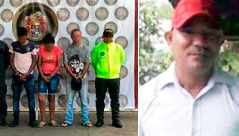 21 años de cárcel al 'Paisa' por asesinato de líder social en Córdoba