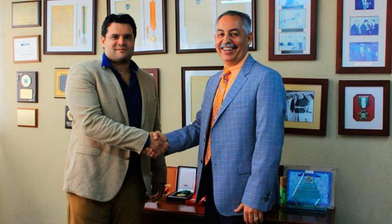 Alberto Enrique Acosta Pérez y Juan José Acosta Osío.