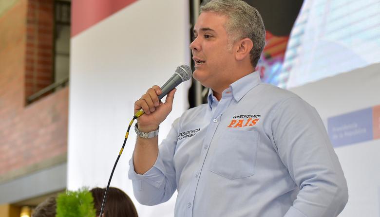 Duque denunciará a Maduro ante ONU y OEA por dar auspicio a Márquez y compañía