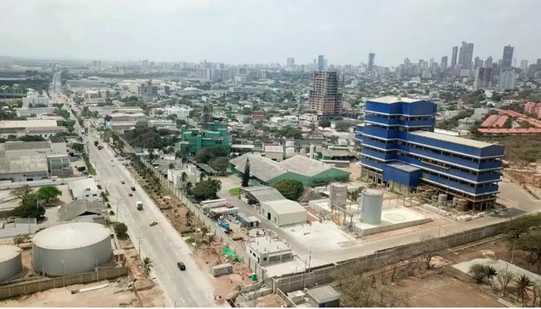 Las inversiones de la India en Barranquilla llegaron para quedarse