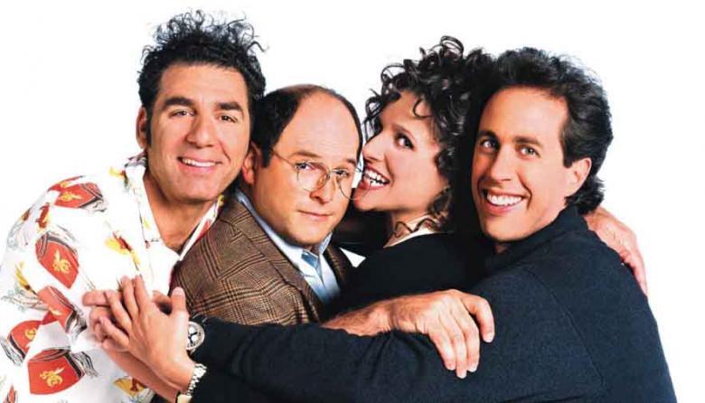 Netflix compra los derechos de 'Seinfeld', tras perder 'Friends'
