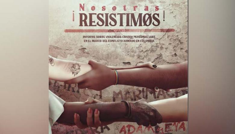 Víctimas del Caribe en el primer informe Lgbt a una Comisión de la Verdad en el mundo