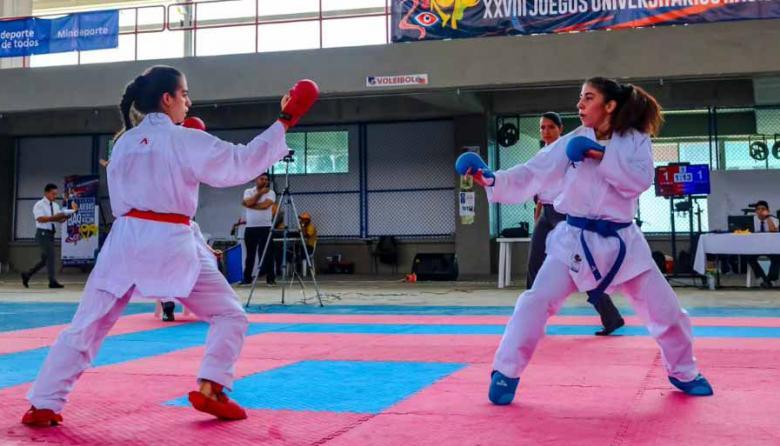 Uniatlántico, la mejor de la Región Caribe en Juegos Ascun