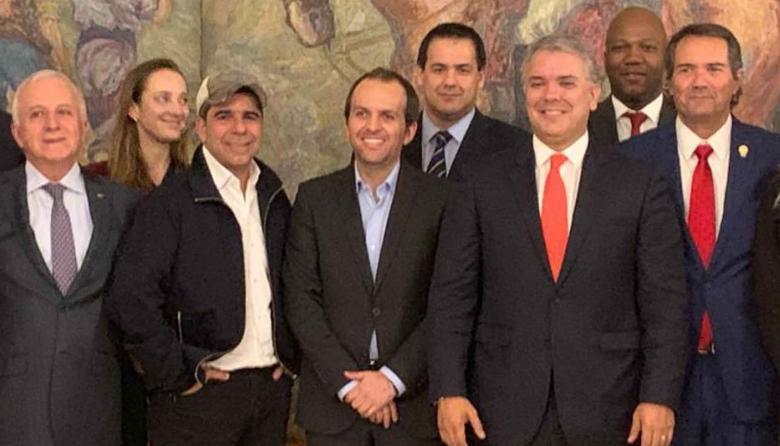 Duque oficializa postulación de Barranquilla como sede de los Panamericanos 2027