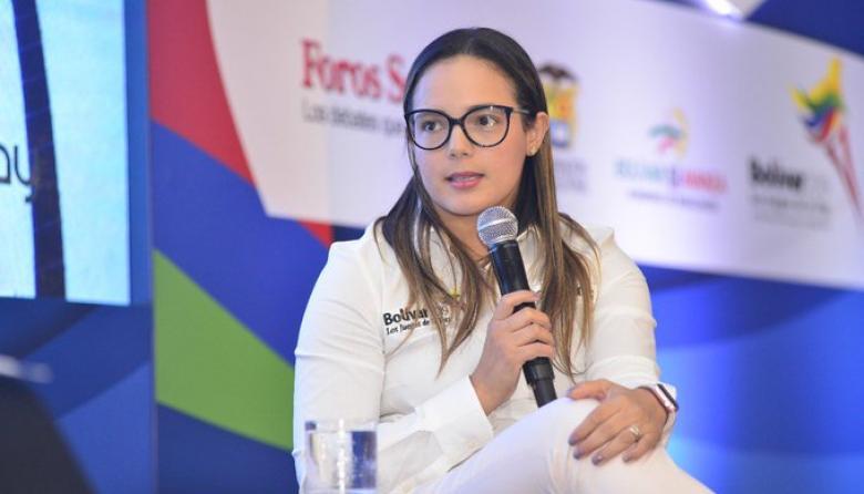 """""""Le cumpliremos al deporte colombiano"""": 'Chechi' Baena sobre los Juegos Nacionales"""