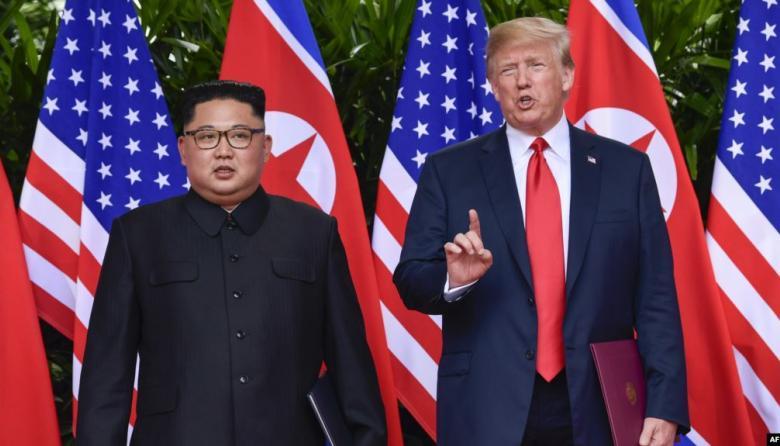 Corea del Norte acusa a EEUU de hacer fracasar el diálogo en Suecia