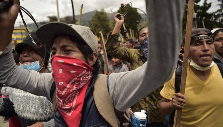 """Siete países respaldan a Moreno y rechazan """"toda acción"""" de Maduro en Ecuador"""