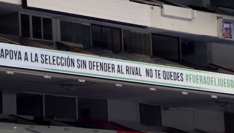 En video | México batalla por eliminar gritos homofóbicos de sus estadios