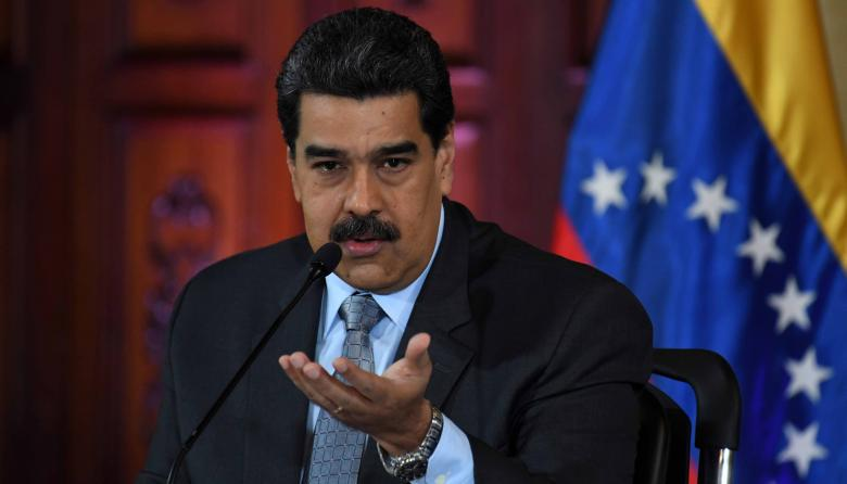 """Parlamento venezolano advierte que contratos mineros suscritos con Maduro son """"nulos"""""""