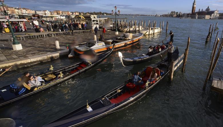 Italia decreta el estado de emergencia en Venecia tras las inundaciones