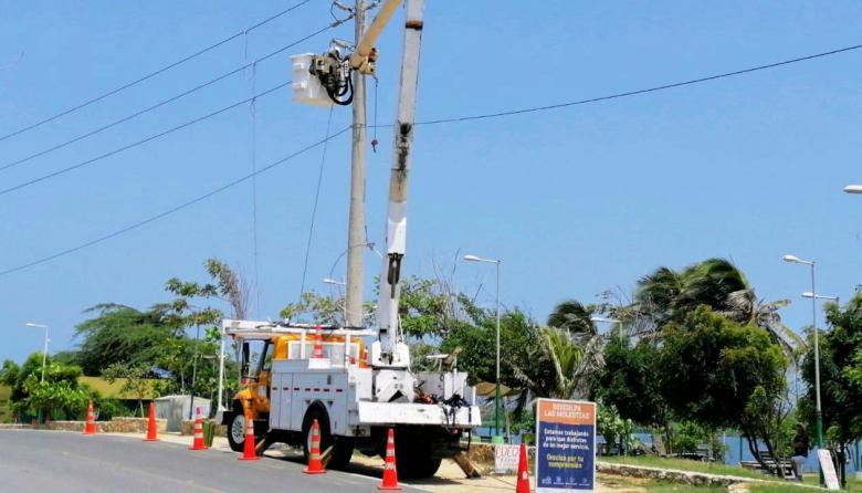 Parte de Barranquilla y Puerto estarán sin luz este domingo