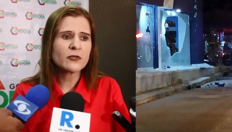 Atentado con explosivo en Montelíbano fue un hecho aislado al paro nacional