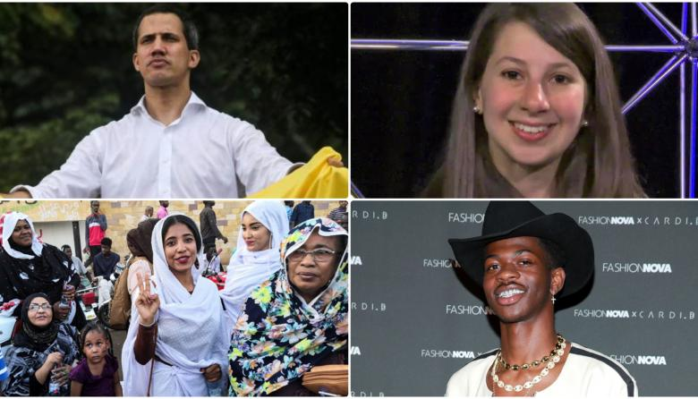 """Nueve """"desconocidos"""" que han marcado el 2019"""