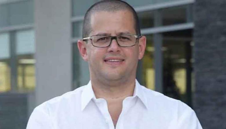 Raúl Lacouture, nuevo secretario General de la Gobernación del Atlántico