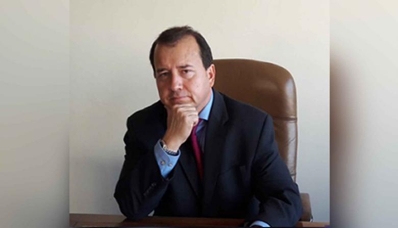 El presidente del Sorteo Extraordinario de Colombia, Mario Yepes.
