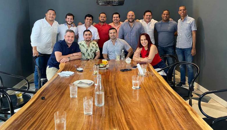 Concejales de Barranquilla.