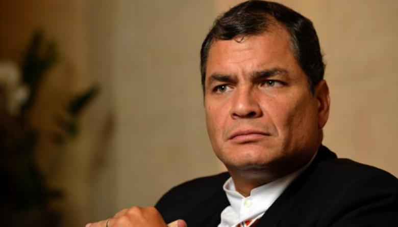 Ecuador llama a juicio a expresidente Correa por corrupción