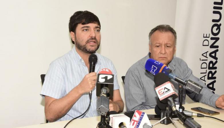 """""""Nos vamos a asegurar de que las EPS operen de manera adecuada"""": Pumarejo"""