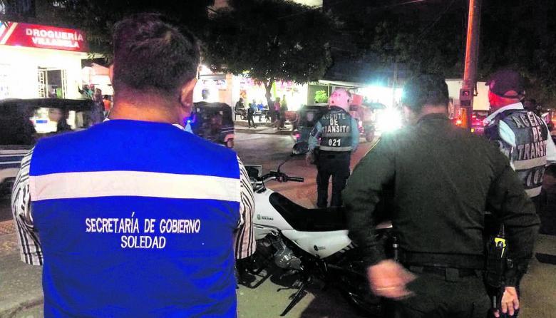Lo que se baraja detrás de la oleada de homicidios en Soledad