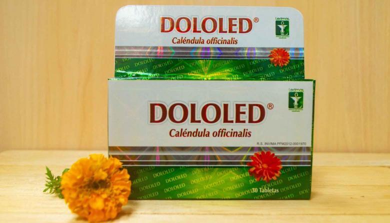 Caja de Dololed.
