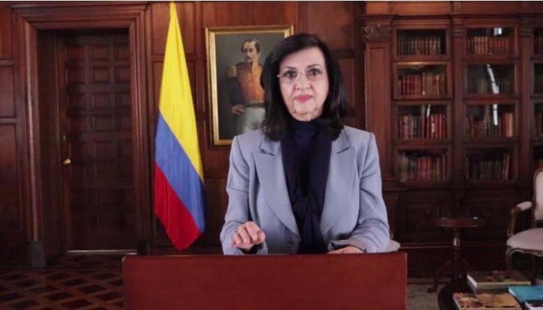 En video | Cancillería oficializa solicitud de extradición de Aída Merlano