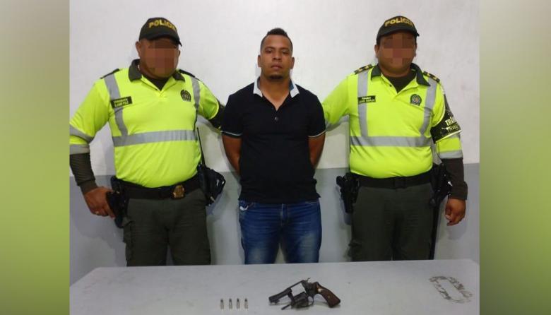 Capturan a tres hombres por diferentes delitos en la ciudad