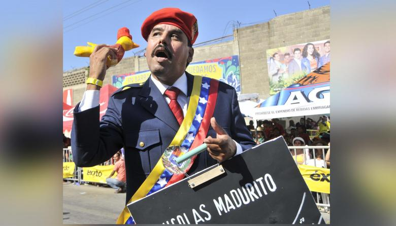 La ley del Montes | Y Curramba en Carnaval...