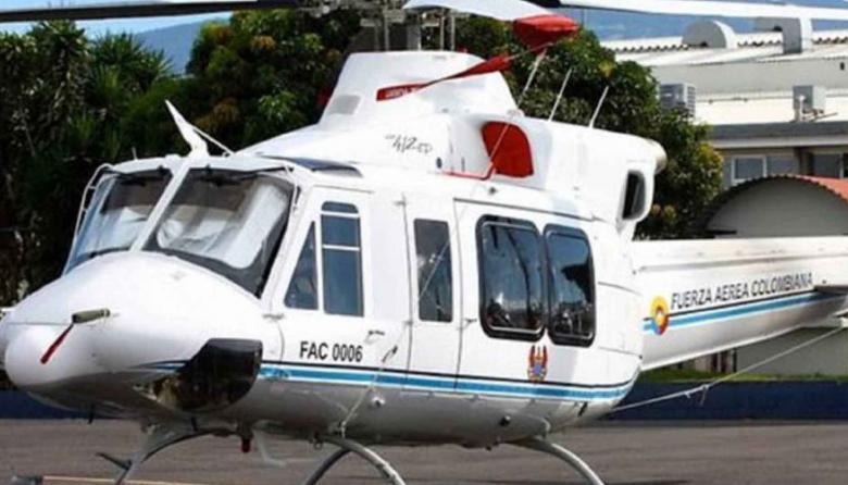 Helicóptero de la Fuerza Aérea se estrella y mueren tres tripulantes