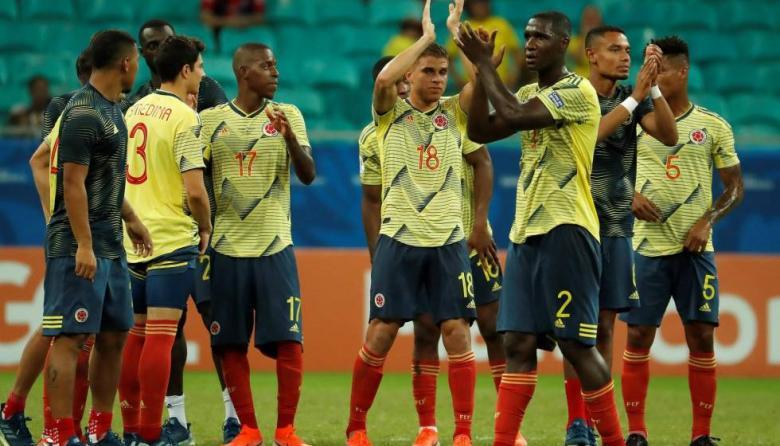 Colombia chocará con México como preparación para la Copa América-2020