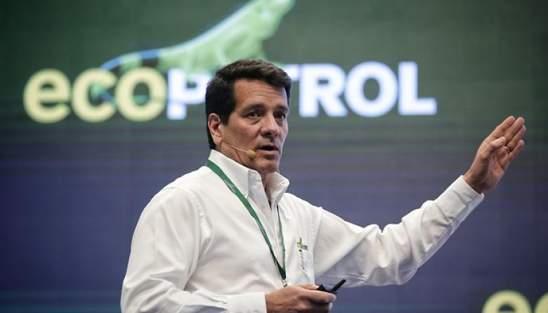 El presidente de Ecopetrol, Felipe Bayón.