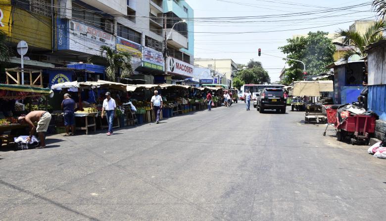 Centro de Barranquilla.